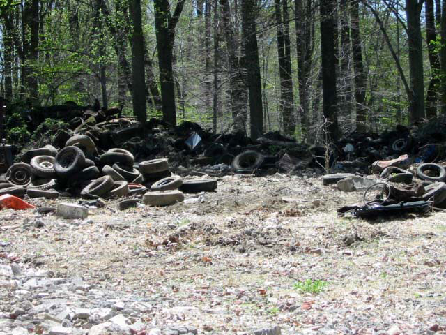 Scrap Tire Recycling in Baltimore, Harford, Cecil Counties